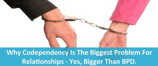 codependency is a big problem