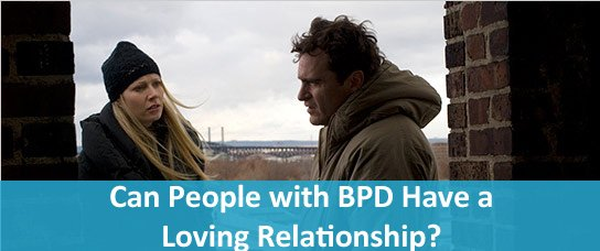 can BPDs love?