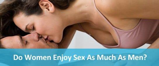 women enjoy sex