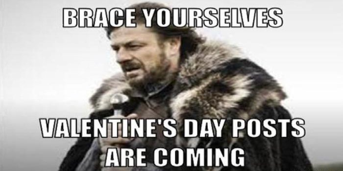 valentines day is coming