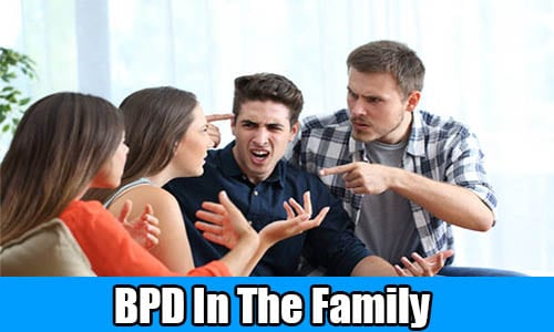 how bpd affects the family